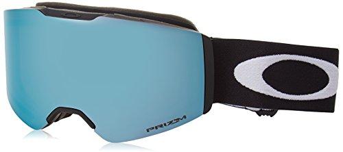 Oakley Fall Line 708504 0 Occhiali Sportivi, Nero (Matte Black/Prizmsnowsapphireiridium), 99...