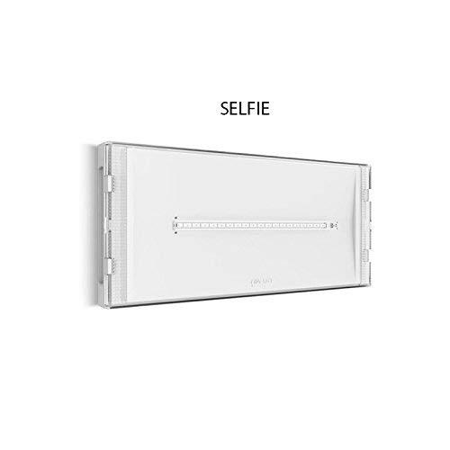 Lampada d'emergenza LED SELFIE da parete 11W IP42 - SI11N20EBR
