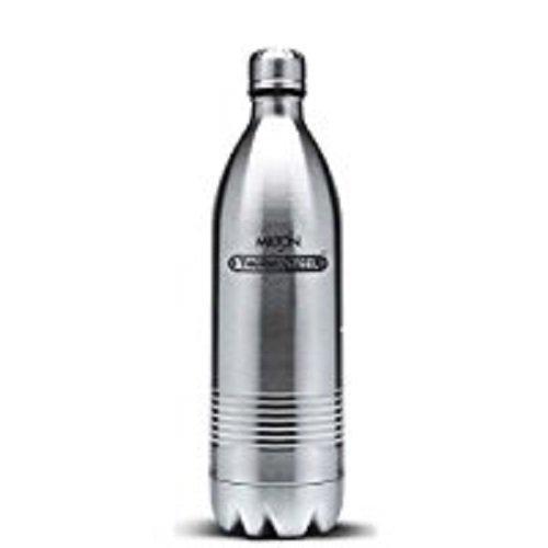 Milton Thermosteel Duo 500 DLX Bottle, 500ml, Silver