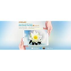 Teclast X80 Pro - Tablet PC Intel Cherry Trail X5 Z8300 64bit Quad Core 1.44GHz WUXGA IPS Pantalla 2GB RAM + 32GB ROM Bluetooth 4.0 HDMI Soporte