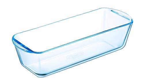 Pyrex Bake&EnjoY Stampo Plumecake in vetro borosilicato 31x12x8cm