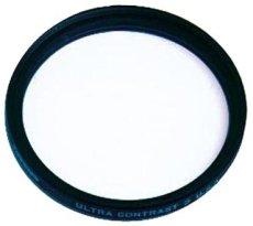 Tiffen - 3 filtros ultra contraste, rosca 77 mm