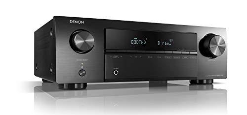 Denon AVR-X250BT 5.1 Ch. 4K AV Receiver with Bluetooth