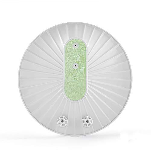 WJT Mini lavastoviglie ad ultrasuoni, Portatile USB Ricaricabile a Schiuma di ossidazione, pulitore...