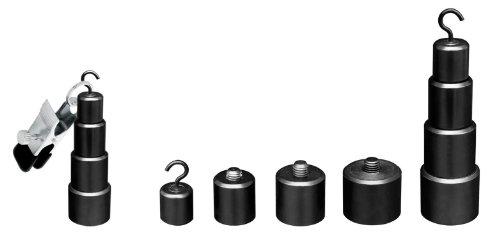 Pyramiden Gewicht 50 bis 500 Gramm + Klammer - Nippelklammern Nippelklemmen Brust Nippel Klammer Klemmen