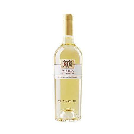Villa Matilde - Falerno del Massico Bianco DOC 750 ml - 3 Bottiglie
