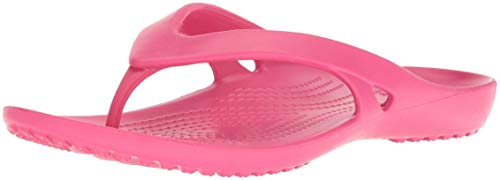 Crocs Kadee II Flip Women, Infradito Donna, Rosa (Paradise Pink), 34/35 EU