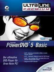 Power DVD 5 Basic - Ultra Line Premium [Import allemand]