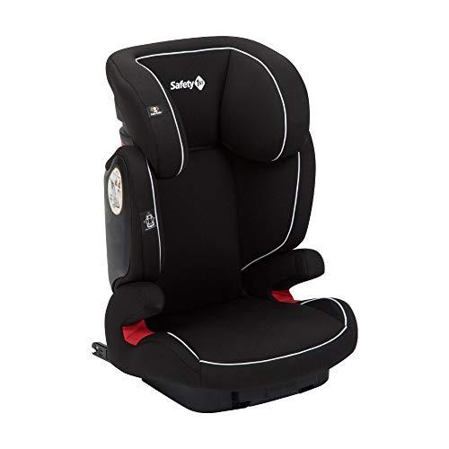 Safety 1st Road Fix Seggiolino Auto Isofix 15-36 kg, Gruppo 2/3, 3 anni - 12 anni, Nero