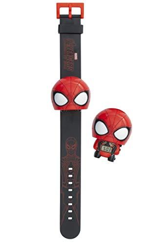 Orologio da polso retroilluminato per bambini BulbBotz Marvel 2021869 Avengers: Infinity War...
