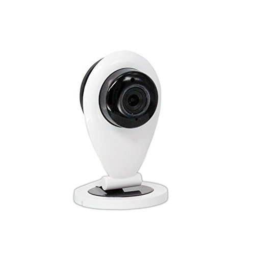 IP Cam Notifiche - Telecamera Dome IP Videocamera Nascosta IP Camera Full Hd - SA96D 24 Ore Di Allarme Video Ricodifica / Supporto Di Rilevazione Di Movimento