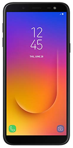 Samsung Galaxy J6 (Black, 4GB RAM, 64GB Storage)