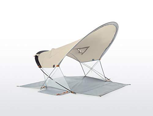 Terra nation ROA Kohu Spiaggia Shader, Unisex, ROA Kohu, Beige, 15 x 53 cm