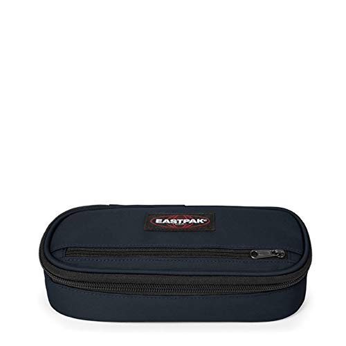 Eastpak Oval Zippl'r Astuccio, 22 cm, Blu (Cloud Navy)