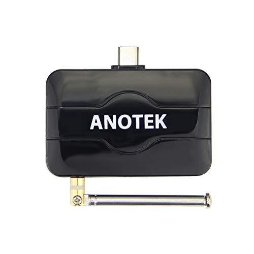 DVB-T DVB-T2 DVB-C Sintonizzatore TV / ricevitore digitale esterno per Smart Phone / pad / Smart...