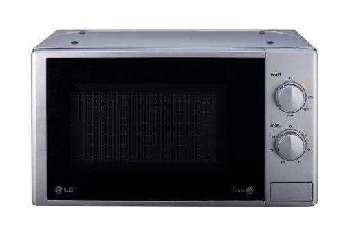 LG MS2022DU – Microondas (45.5 cm, 31.3 cm, 28.1 cm) Plata
