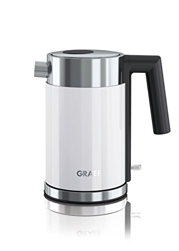 GRAEF Wasserkocher WK401EU weiss