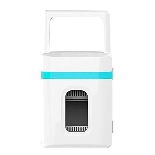 NYGJMNBX Mini frigo Moderno Portatile Compatto, Frigorifero Personale, raffredda e riscalda,...