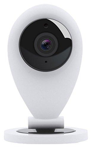 HiKam S6 Überwachungskamera mit Personendetektion | Alexa kompatible  | Kostenlose Cloud in DE |...