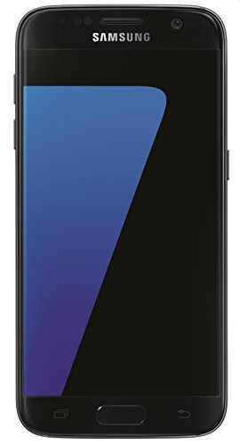 Samsung Galaxy S7, Smartphone libre (5.1'', 4GB RAM, 32GB, 12MP) [Versión alemana: No incluye Samsung Pay ni acceso a promociones Samsung Members], color Negro