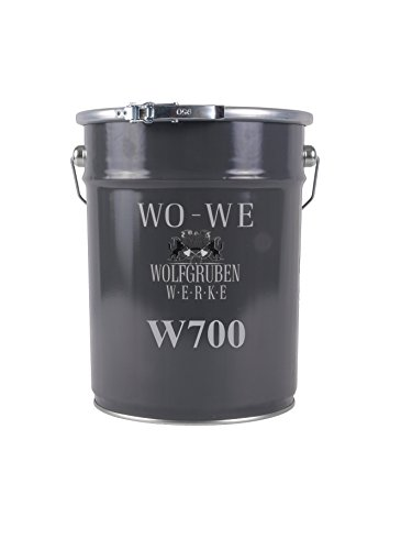 Betonfarbe Bodenfarbe Bodenbeschichtung W700 Betongrau ähnl. RAL 7023-5L