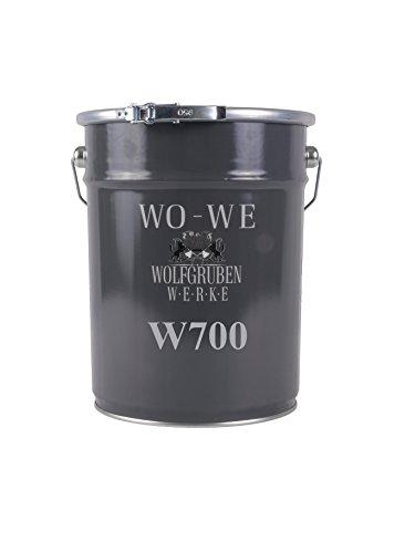 Betonfarbe Bodenfarbe Bodenbeschichtung W700 Anthrazit Grau ähnl. RAL 7016-5L