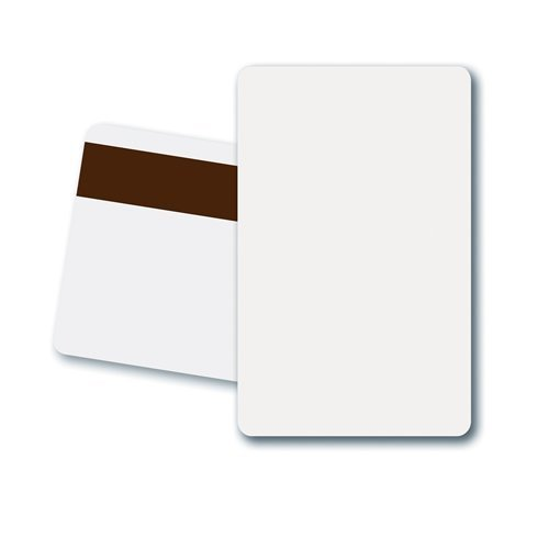 safe-card ID Image grade PVC Cards with MAG Stripe 500