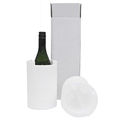 2 cantinette + scatole per una bottiglia