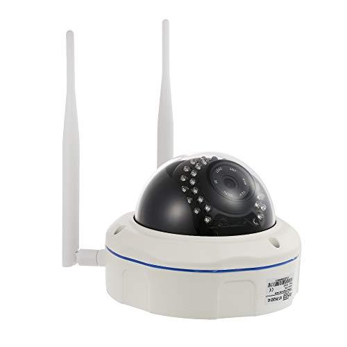 OWSOO, IP Camera Wifi 1080P, Telecamera Sorveglianza, 4G IP Telecamera Wireless IR-CUT Visione Notturna 3G GSM CCTV Camera Esterno Impermeabile con SIM Card Slot 200W-32G