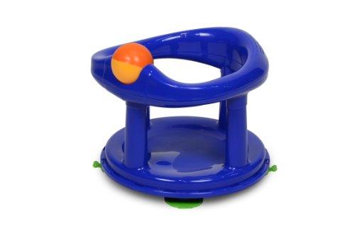 Safety 1st 32110008-360 grad drehbarer Badesitz mit Saugnäpfen und integriertem Spielzeug