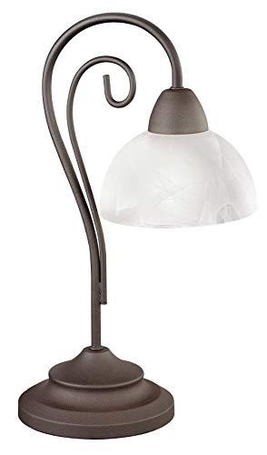 Trio R5031-24country lámpara de mesa, estilo envejecido, 40cm