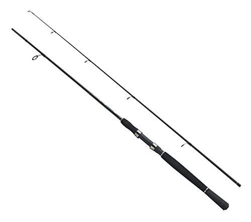 Fladen, Xtra Flexx (12-01240), canna da pesca a spinning (CW 1040g), in basalto, per pesci pesanti. Ideale per acqua dolce o per pesca sportiva in mare; 2,4 m; 2 pezzi