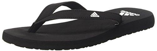 adidas Eezay Flip Flop, Scarpe da Spiaggia e Piscina Donna, Nero (Core Black/Ftwr White), 38 EU