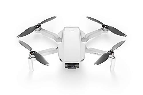 DJI Mavic Mini Drone Ultraleggero e Portatile, Durata Batteria 30 Minuti, Distanza Trasmissione 2...