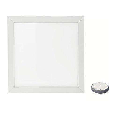 IKEA FLOALT LED-Lichtpaneel Weißspektrum; dimmbar; (30x30cm); A+