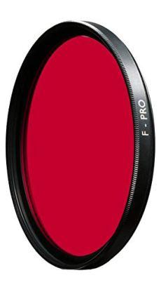 B+W 1070862 - Filtro rojo oscuro MRC 37 mm x 0,75