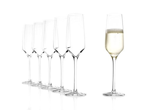 Stölzle_Lausitz, Set da 6 Calici da Champagne
