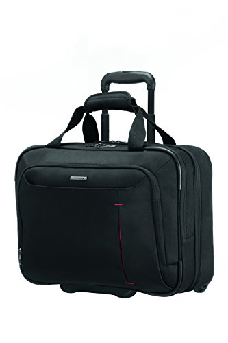 Samsonite Trolley Guardit Rolling Tote 17.3' 24 liters Nero (Black) 55930-1041