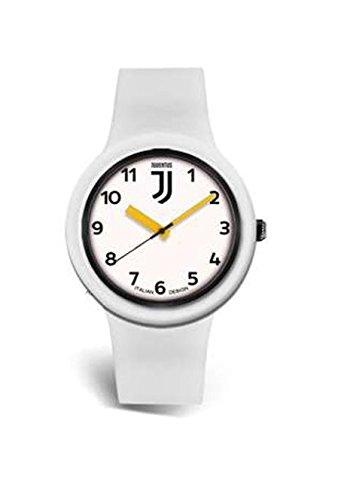 Orologio Quadrante Logo Bianco Ufficiale Bambino F.C. Juventus