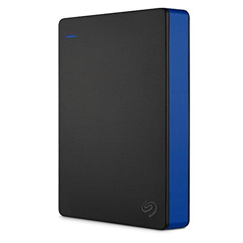 Seagate stgd4000400Hard Disk, 4 TB, Nero