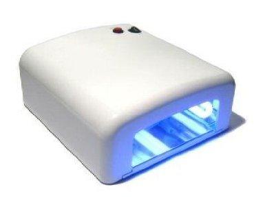 023545 LAMPADA UV FORNETTO RICOSTRUZIONE UNGHIE NAIL ART 36 W