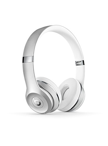 Beats Solo3 Wireless On-Ear Kopfhörer - Silber