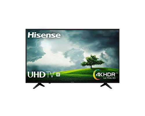 """Hisense H55A6100 - TV Hisense 55"""" 4K, HDR, Smart TV VIDAA U, Super Contraste, Precision Color, Depth Enhanced, Remote Now, Procesador Quad Core"""