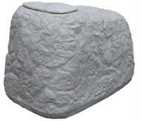 Regentonne / Regenwassertank GreenLife Findling 500 Liter granitgrau