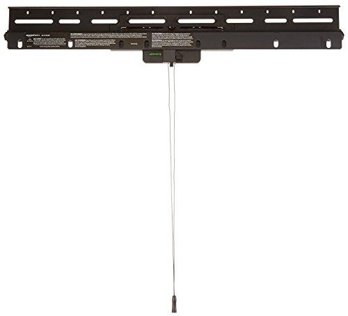 AmazonBasics – Bewegliche TV-Wandhalterung, Montage ohne Bolzen, für Fernseher mit einer Bildschirmdiagonale von 32-80 Zoll / 81,3-203,2cm