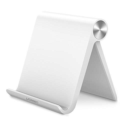 UGREEN Supporto Telefono Tavolo Supporto Smartphone Scrivania Porta Tablet Cellulare Regolabile 100...