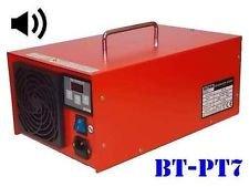Dispositivo professionale! Generatore di ozono Timer 7000mg / h 7g LCD per aria / aria Ozonizzatore
