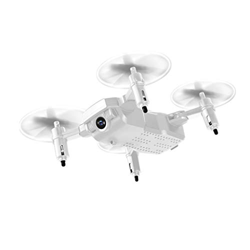 JJggsi4_drone con Telecamera TXD-G1 WiFi 30W HD Camera Drone Pieghevole Headless Mini Altitude Hold...