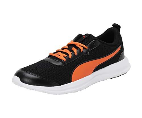 PUMA Men's Shadowshard IDP Asphalt-Vibrant Orange Black Sneakers-8 UK/India (42 EU) (4060979705326)