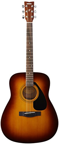 Yamaha F310 - Full Size Steel String Acoustic Guitar - Traditional Western Body - Tobacco Brown Sunburst